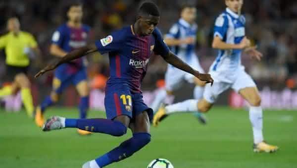 Ousmane Dembele entre as maiores contratacoes da historia do futebol