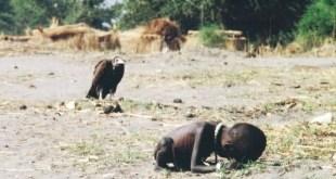 A crianca e o Abutre faminto entre as fotos mais influentes de todos os tempos