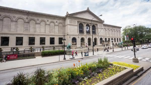Art Institute of Chicago entre os maiores museus do mundo