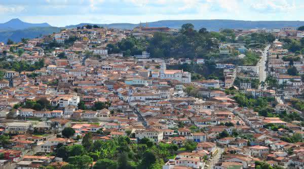 Diamantina entre as cidades mais altas do brasil