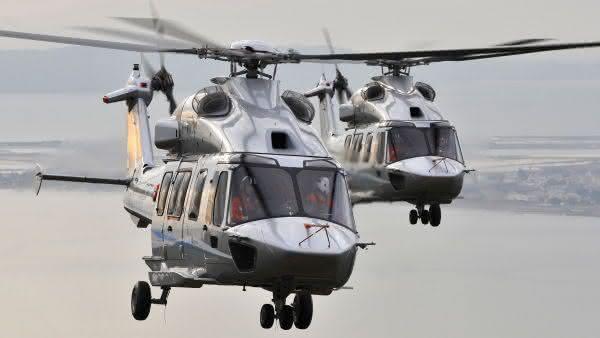 Eurocopter EC175 entre os helicopteros mais caros do mundo
