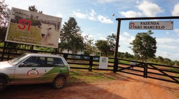 Fazenda Sao Marcelo entre as maiores fazendas do Brasil