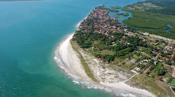 Ilha de Itaparica entre as maiores ilhas do brasil