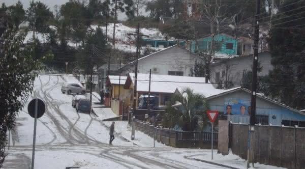 Inacio Martins entre as cidades mais frias do brasil
