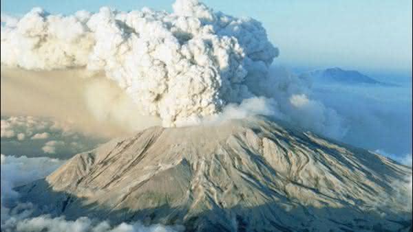 Tambora entre as maiores explosoes ja ocorridas