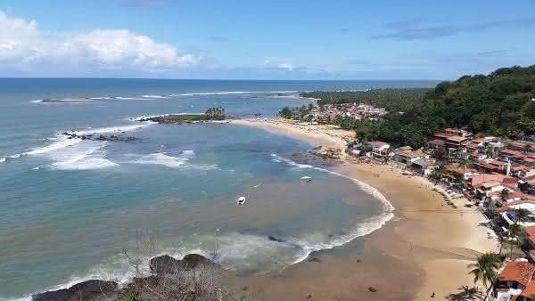 Tinhare entre as maiores ilhas do brasil