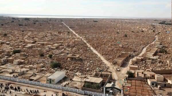 Top 10 maiores cemitérios do mundo 1