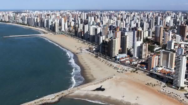 fortaleza entre as melhores cidades para se aposentar no Brasil
