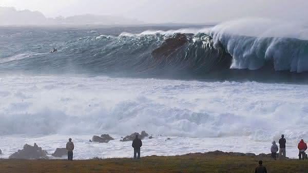 Ghost Trees entre os locais de surf mais perigosos do mundo