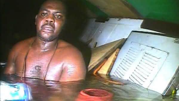 Harrison Okene entre as pessoas que sobreviveram ao impossivel