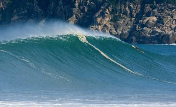 Puerto Escondido entre os locais de surf mais perigosos do mundo