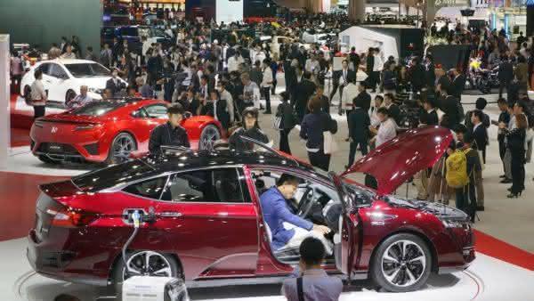 Tokyo Motor Show entre as maiores feiras de automoveis do mundo