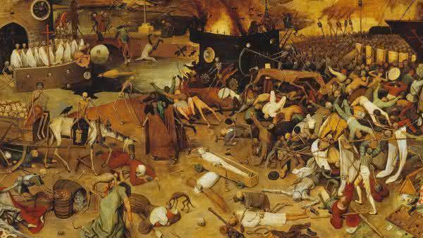 a peste negra entre as vezes em que a humanidade acreditou em profecias absurdas