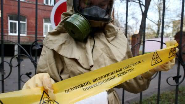 bio toxina entre as previsoes para o fim do mundo