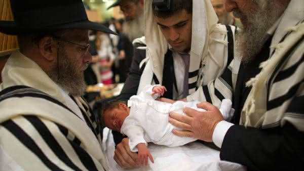 israel entre os paises com maior taxa de circuncisao do mundo