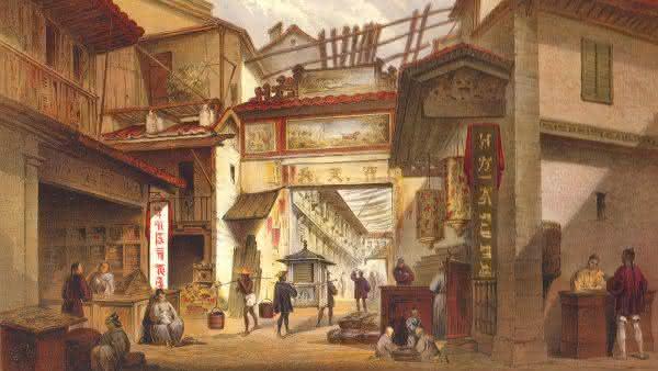 China entre os paises mais antigos do mundo