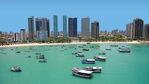 Fortaleza entre as capitais mais quentes do brasil