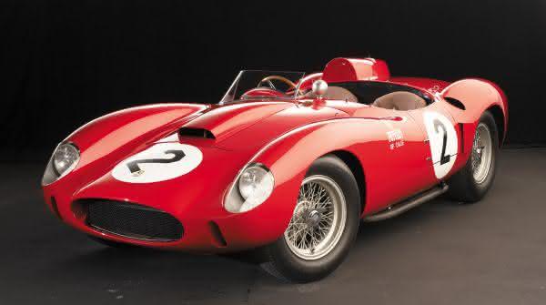 Ferrari 412 S entre os carros ferrari mais caras ja construidas
