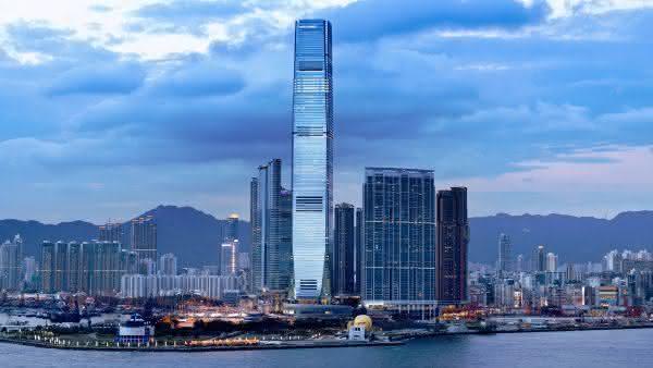 International Commerce Centre entre os edificios mais altos do mundo