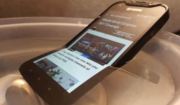 Kyocera entre as marcas de smartphones mais duraveis do mundo