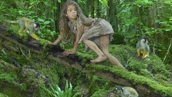 Marina Chapman entre os casos reais de criancas selvagens