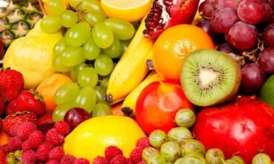 frutas mais vendidas do mundo