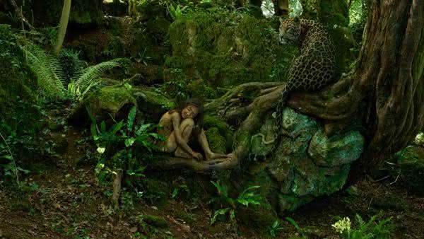 garoto leopardo entre os casos reais de criancas selvagens
