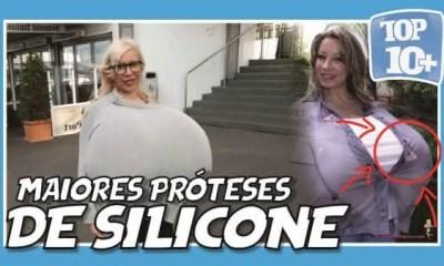 Top 10 maiores seios de silicone do mundo 1