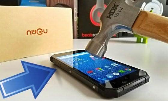nomu entre as marcas de smartphones mais duraveis do mundo