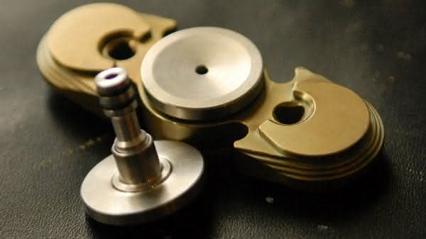 Alpha Spinner entre os spinners mais caros do mundo