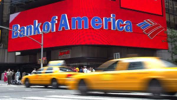 Bank of America entre os maiores bancos do mundo
