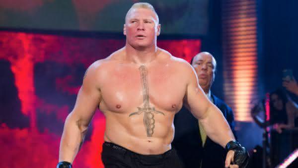 Brock Lesnar entre os lutadores mais ricos do ufc