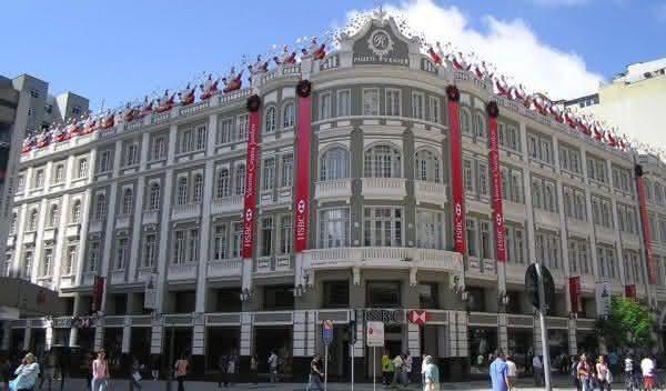 HSBC no Brasil entre os maiores bancos do Brasil