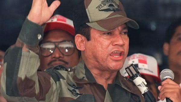 Manuel Noriega entre os maiores traficantes de drogas de todos os tempos