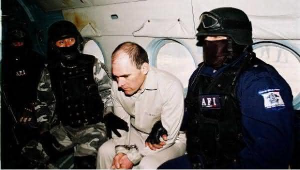 Osiel Cardenas Guillen entre os maiores traficantes de drogas de todos os tempos