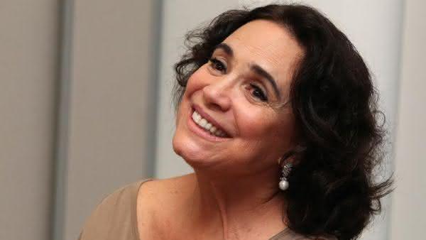 Regina Duarte entre as atrizes mais bem pagas da Rede Globo