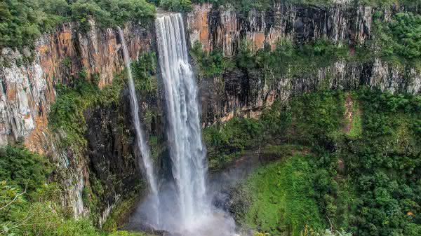 Salto Sao Francisco entre as cachoeiras mais altas do brasil