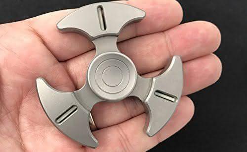 Ti EDC Hand Finger Spinner entre os spinners mais caros do mundo