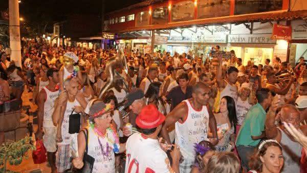 carnaval Buzios entre os carnavais mais caros do brasil