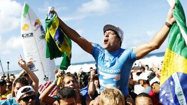 surfe entre os esportes mais praticados no brasil