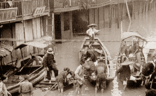 Yangtze 1935 entre as inundacoes mais mortais