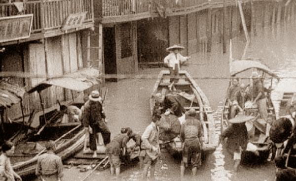 Yangtze 1935 entre as inundacoes mais mortais