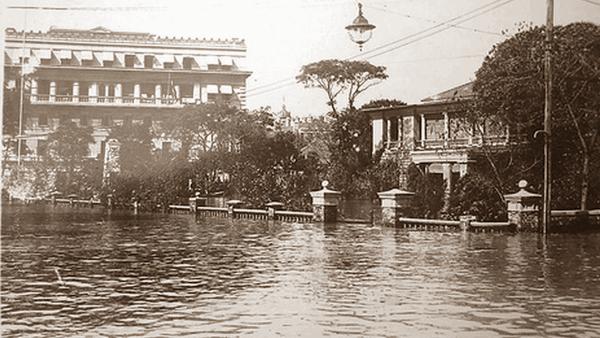 Yangtze 1954 entre as maiores inundacoes da historia