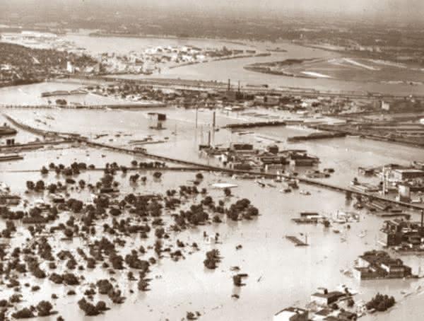 china 1931 entre as inundacoes mais mortais