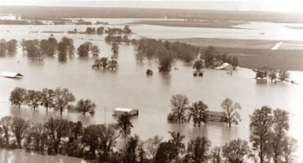 delta rio vermelho entre as inundacoes mais mortais