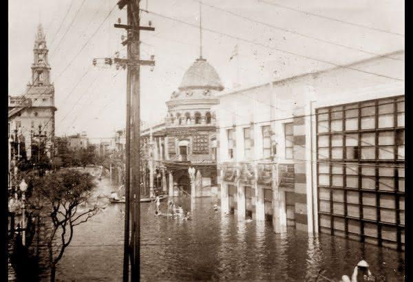 tianjin 1939 entre as maiores inundacoes da historia