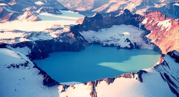 Novarupta entre as maiores erupcoes vulcanicas da historia