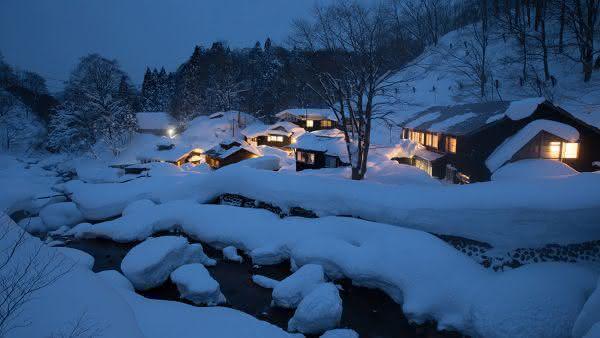 akita entre as cidades mais nevadas do mundo