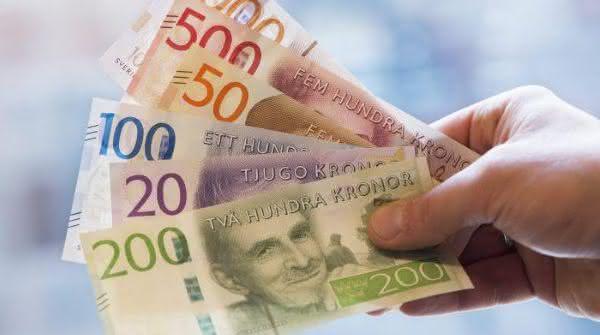 krona sueca entre as moedas mais usadas no mundo