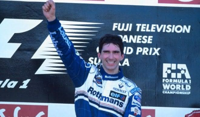 damon hill piloto de formula 1